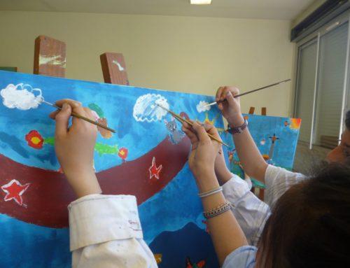 Projet Ecole Lafontaine de Fontenilles, Thème: l'eau
