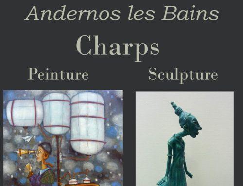 Charps 2-8 août Maison Louis David Andernos Les Bains (33)
