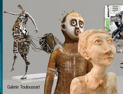 Grand marché d'art contemporain Chatou du 11 au 13 Octobre